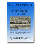 Great Events In Early Church History