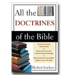 All The Doctrines Of The Bible - Paperback