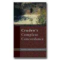 Cruden's Complete Concordance (HB)