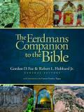 Eerdmans Companion To The Bible, The