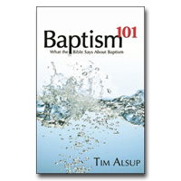 Baptism 101: What The Bible Says About Baptism