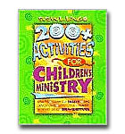 200+ Activities For Children's Ministry