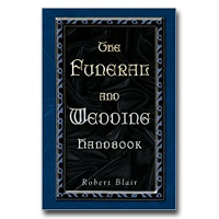 Funeral And Wedding Handbook