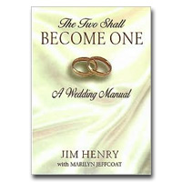 Two Shall Become One, The : A Wedding Manual