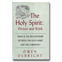 Holy Spirit:Person And Work What Is The Relationship Between The Holy Spirit And