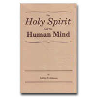 Holy Spirit And The Human Mind, The