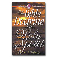 Bible Doctrine Of The Holy Spirit, The