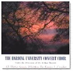 Harding University Choir - This Is My Story - CD