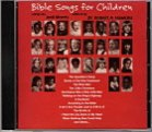 Jodi Morris - Bible Songs For Children - CD