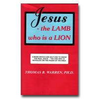 Jesus The Lamb Who Is A Lion