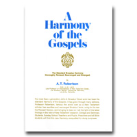 Harmony Of The Gospels, A