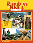 A Beka - Flash-a-Card - Parables Of Jesus - Series 1