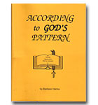 According To God's Pattern Grades 1-4 Student