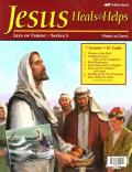 A Beka - Flash-a-Card - Life Of Christ - Series 3 - Jesus Heals And Helps