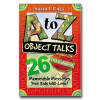 A To Z Object Talks That Teach The Old Testament