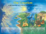 Creation, The - Wall Chart - Lam