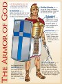 Armor Of God - Wall Chart - Lam