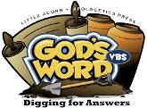 AP VBS - The Bible Is God's Word: Digging For Answers