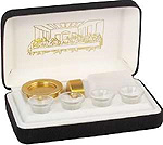 Portable Communion Set - Last Supper - 4 Cup - RW19
