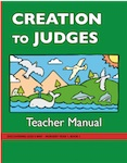 Discovering God's Way - Creation To Judges - Nursery Y1 BK1