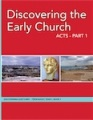 Discovering God's Way 5 - Teen / Adult - Y1 B1 - Discovering The Early Church - WB