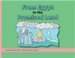 Discovering God's Way 2 - PreSchool - Y1 B2 - From Egypt To The Promised Land - WB