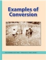Discovering God's Way 5 - Teen / Adult - Y2 B1 - Examples Of Conversion - WB